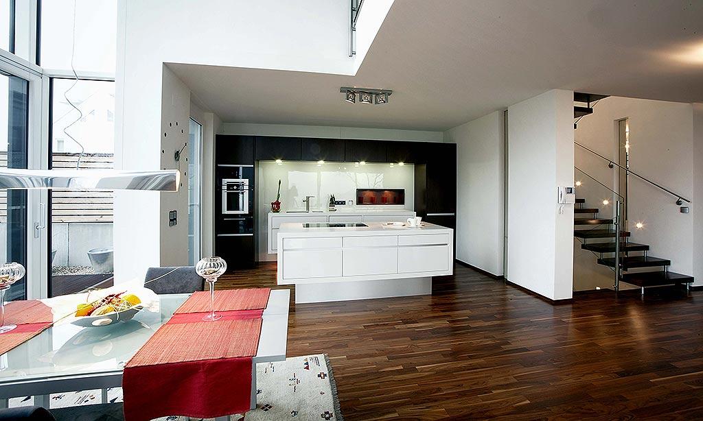 k che und raum zeitschrift elegante. Black Bedroom Furniture Sets. Home Design Ideas